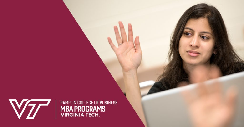 Events Professional Mba Virginia Tech